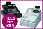 Cash Registers and Tills in London
