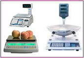 Retail Weighing Scales and Label Printing Scales